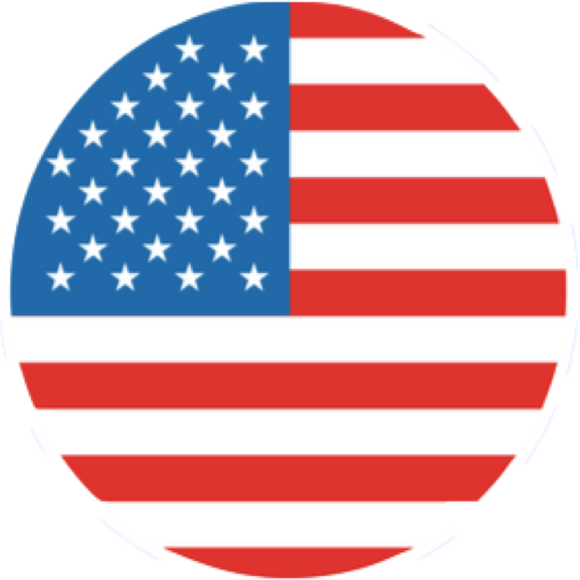 flag button graphic